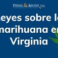 Leyes sobre la marihuana en Virginia